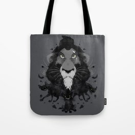 Scar Ink Tote Bag