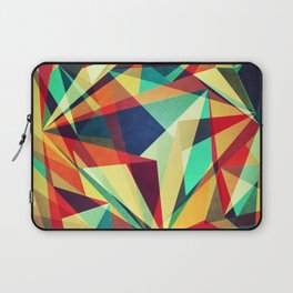 Broken Rainbow Laptop Sleeve