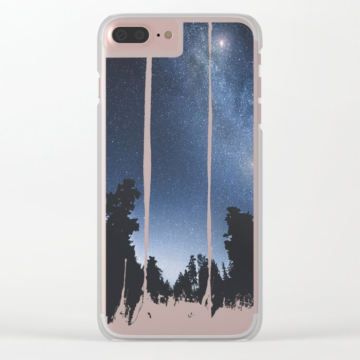 Starchild Clear iPhone Case