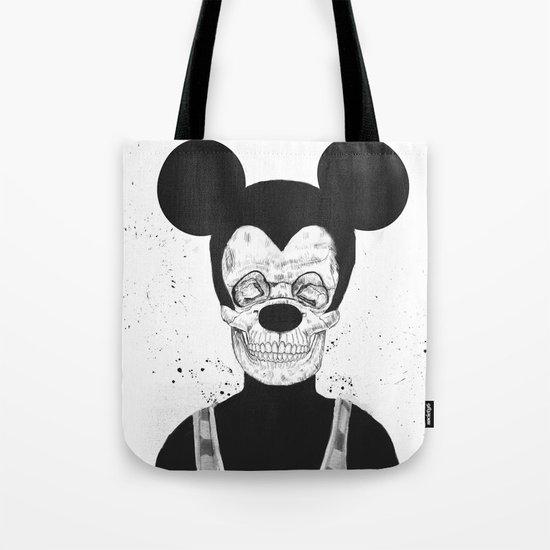 Dead mouse Tote Bag