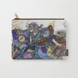 The Medicine Seller Carry-All Pouch
