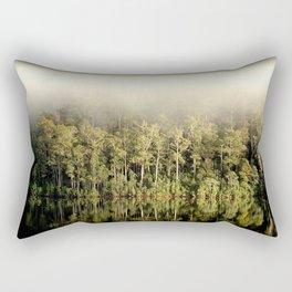 Fog & Relection Rectangular Pillow