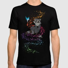 Meeko - Pocahontas - Colors of the Wind T-shirt