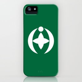Flag of Chiba iPhone Case
