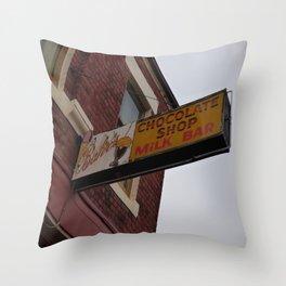 barb's house of fun Throw Pillow