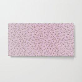 flor abstracto1 Metal Print