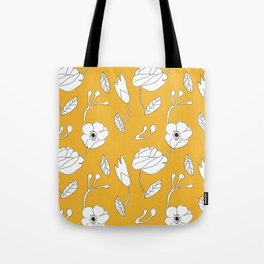 jaune Tote Bag