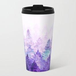 Fade Away Ultra Violet Metal Travel Mug