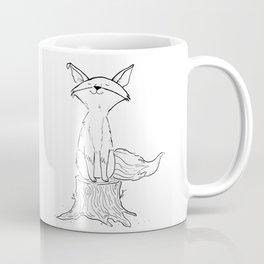 Carol the Fox Coffee Mug