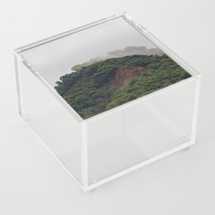Maui Mountain Tops Acrylic Box