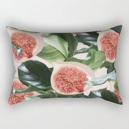 Figs & Leaves #society6 #decor #buyart Rectangular Pillow