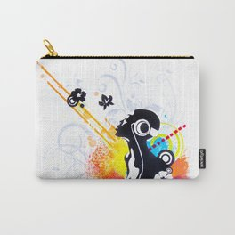 Feel Music Carry-All Pouch