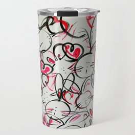 Bunnyliscious Travel Mug