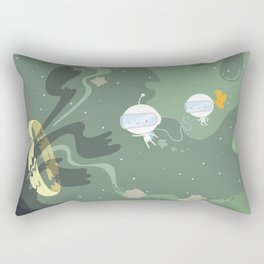 Common sense  Rectangular Pillow