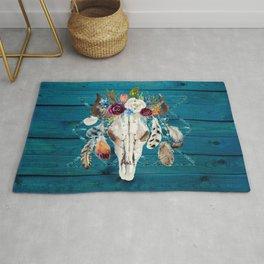 Southwestern Art Boho Chic Rug