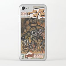Army of Toys Clear iPhone Case