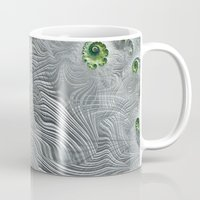 oasis Mugs featuring Oasis by Steve Purnell