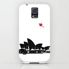 Sydney opera house silhouette Australia Sydney city Slim Case Galaxy S5