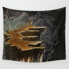 Nothingness Wall Tapestry
