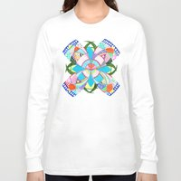 arab Long Sleeve T-shirts featuring Blossom by Heaven7