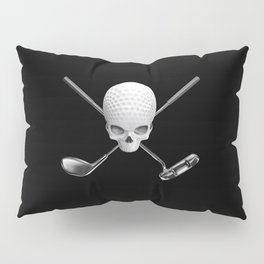 Fairway to Hell Pillow Sham