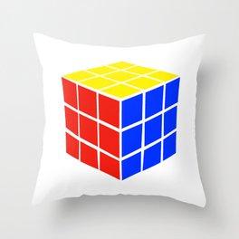 Rubix Throw Pillow