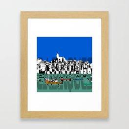 Cadaques Framed Art Print