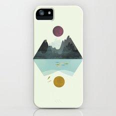 Storm and Calm Slim Case iPhone SE