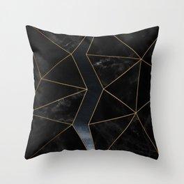Memory of Solitude Throw Pillow