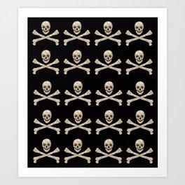 Jolly Bunch of Fellows Art Print