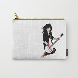 Joan Jett, The Queen of Rock Carry-All Pouch