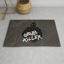 Grub Killer (Red) Rug
