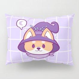 Witch Doggo Pillow Sham