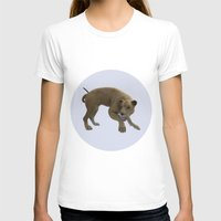 hunting T-shirts featuring Hunting Lioness by Design Windmill