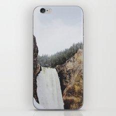 Lower Yellowstone Falls iPhone & iPod Skin