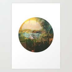 Shapes Of The Future: II Art Print