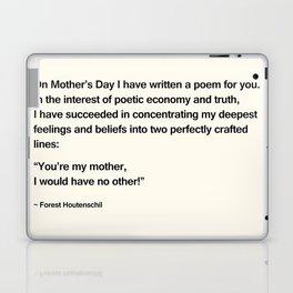 Mothers Day V Laptop & iPad Skin