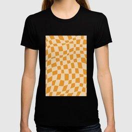 Abstract mosaic tile 136 T-shirt