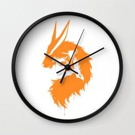 Naruto & Kurama Wall Clock