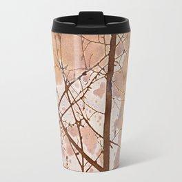 Autumn Tiles Travel Mug
