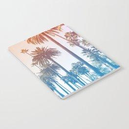 Summer in LA Notebook