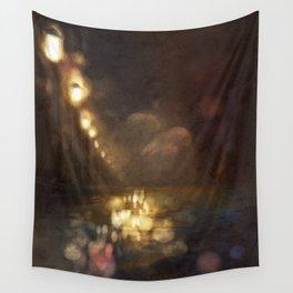Lamplight Wall Tapestry