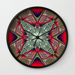 Periodically Tabled Wall Clock