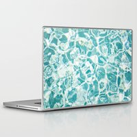 swim Laptop & iPad Skins featuring Swim by Melanie Alexandra