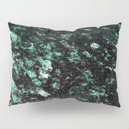 The Jade Sleeping Beneath the Black Granite Pillow Sham