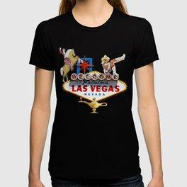 Las Vegas Welcome Sign T-shirt