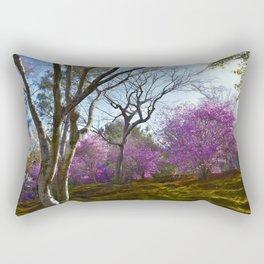Purple Paradise Rectangular Pillow