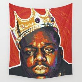 Notorious Biggie - BIG Wall Tapestry