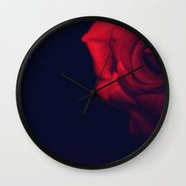 Mr. Rose Wall Clock