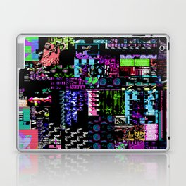 Glitchy Laptop & iPad Skin
